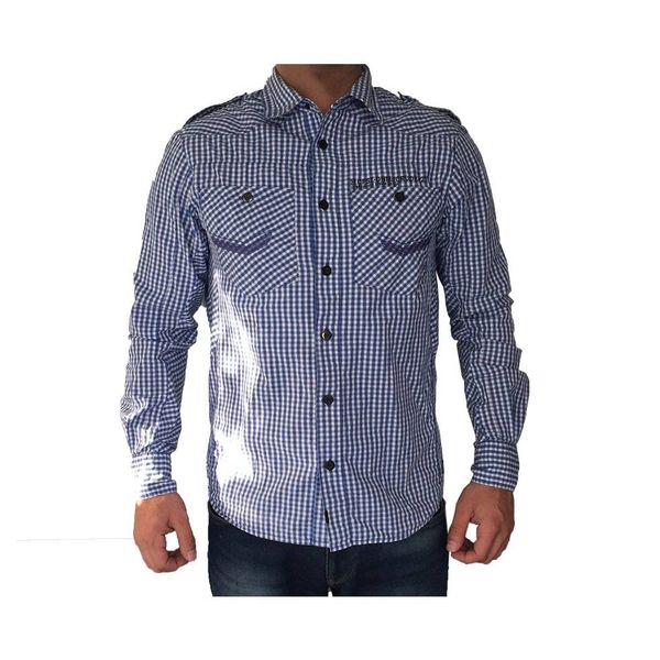 Capsize Denim overhemd (M)