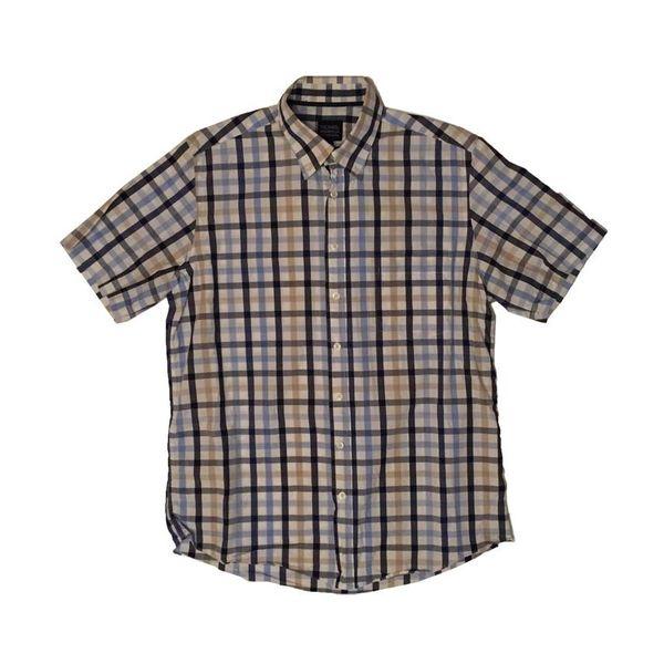 Overhemd, korte mouwen (L)