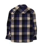 Tientje of minder Stoer overhemd (122/128)