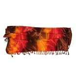 Tientje of minder Nieuwe sjaal