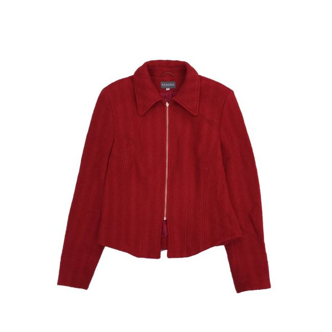 Tientjes Rode blazer (40)