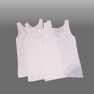 Tientjes 3-pack hemden (L)