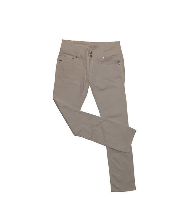 Tientje of minder Witte Monday jeans (42)
