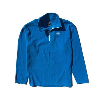 The North Face Blauwe fleece trui (XL)