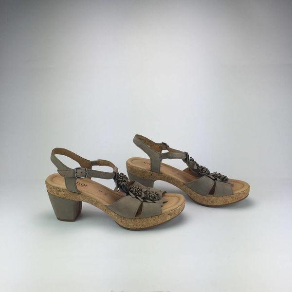 Sandalen met blokhak (40)