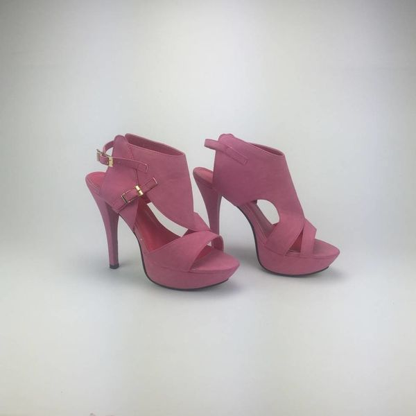 Roze pumps (36)
