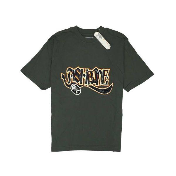 Olijfgroene T-Shirt (NIEUW)