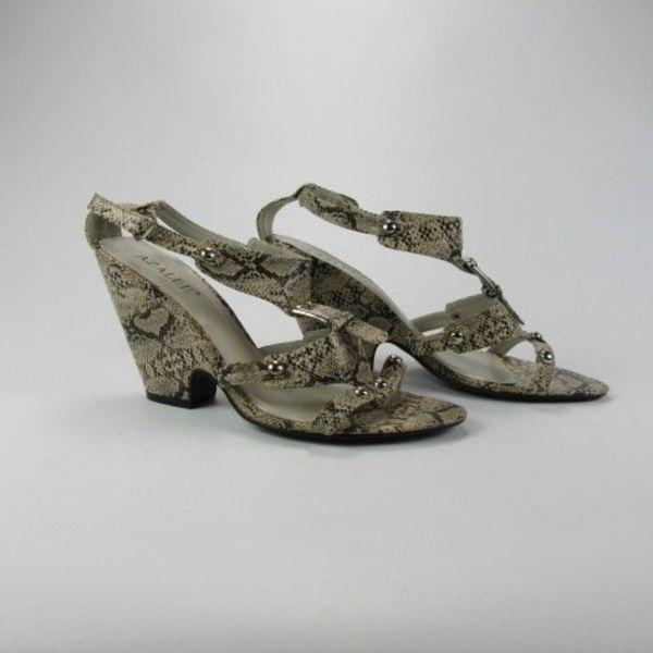 Blokhak sandalen (41)