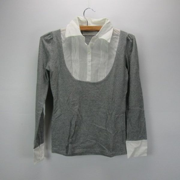 Shirt met kraag (M)