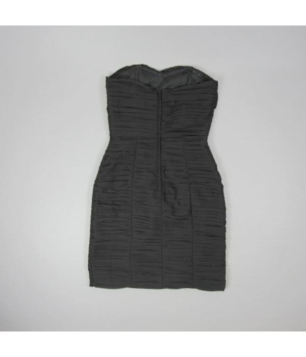H&M Grijs jurkje (36)