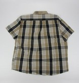 Tientje of minder Overhemd met korte mouw (XXXL)