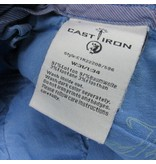Cast Iron Blauwe herenbroek (W31/L34)