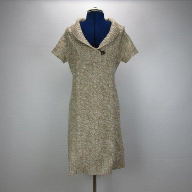 Tientjes Gebreide jurk (S)