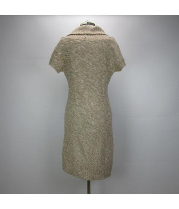 Tientje of minder Gebreide jurk (S)