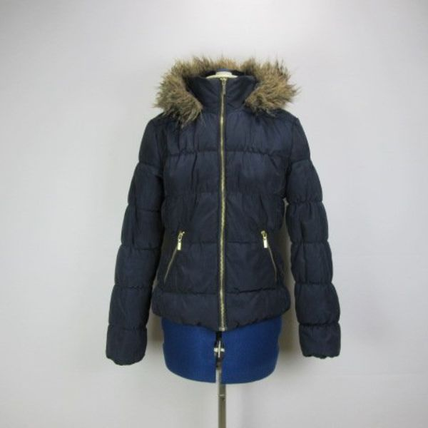 Donkerblauwe jas (34)