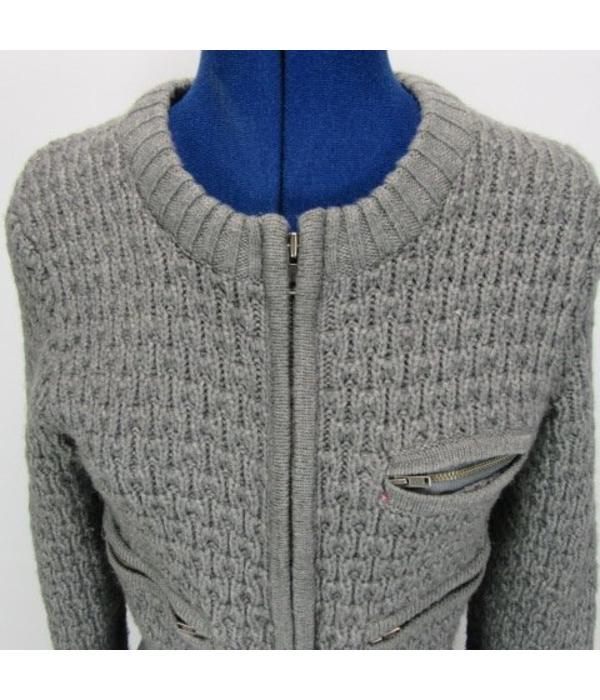 H&M Vest met ritssluiting (XS)