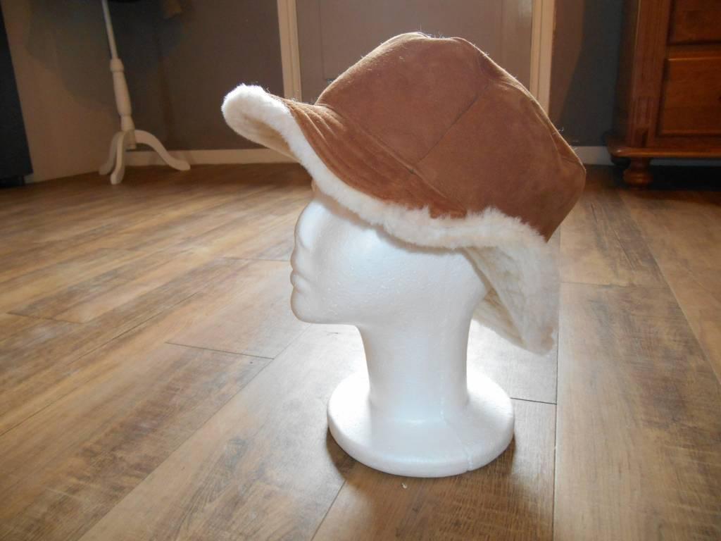 Portugesewol  Lambskin hat