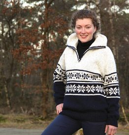 "Portugesewol Norweger Pullover ""Lixa"""