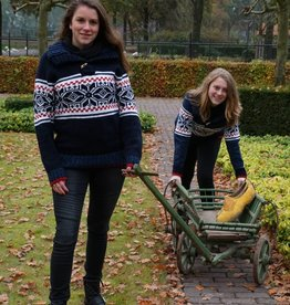 "Portugesewol Norwegian woolen sweater ""Estrella"""