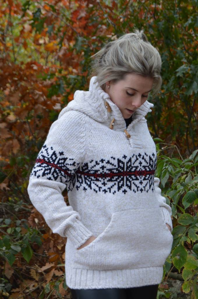Original South Hoodie 'Neve' White - Original South