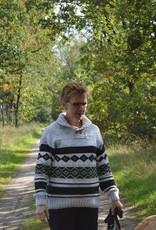 "Original South Norwegian knit sweater ""Ala"""