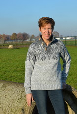 """Portugesewol gestrickter Wollpullover """"Anjos"""""""