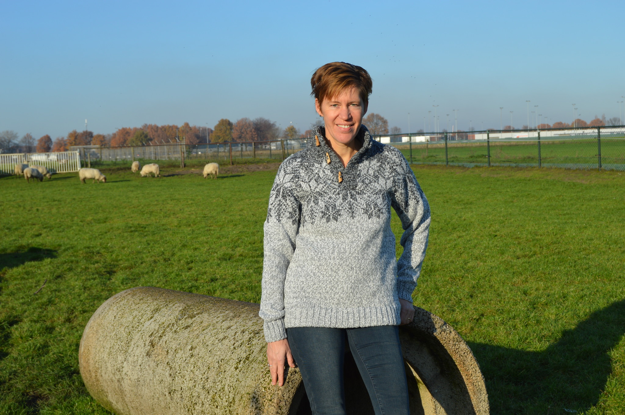 """Portugesewol knitted woolen sweater """"Anjos"""""""