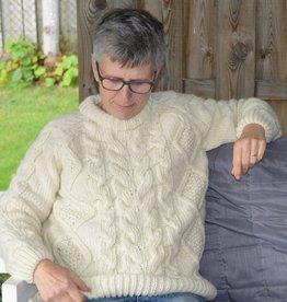 "Portugesewol 100% wool sweater ""Arcos"""