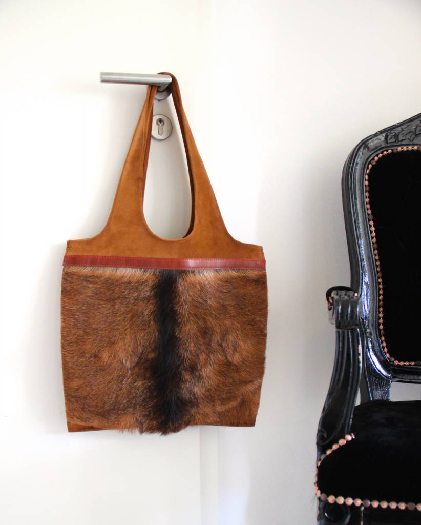 Original South Leather bag 'Cabra' - Original South