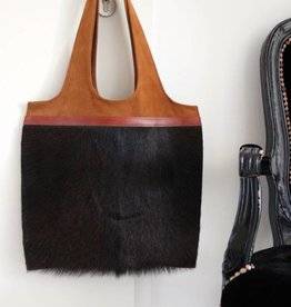 Original South Ledertasche 'Preto'