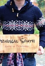 Original South Hoodie 'Neve' Blue - Original South