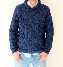 Original South Pullover 'Robusto' Blue