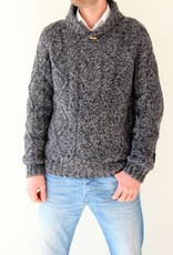 Original South Strickpullover 'Robusto' Grau - Original South