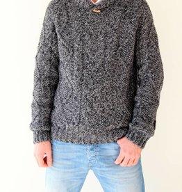 Original South Sweater 'Robusto' grey
