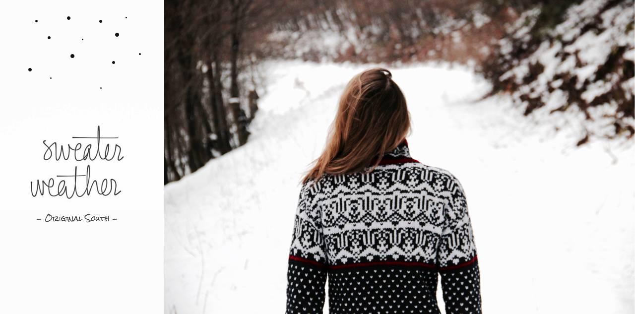 Fairtrade Norweger Pullover Damen & Herren