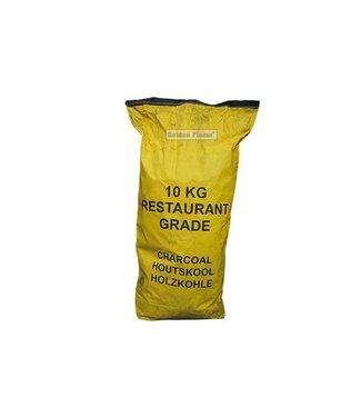 Golden Flame 10kg Restaurant Houtskool