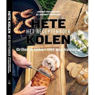 Hete Kolen: Receptenboek