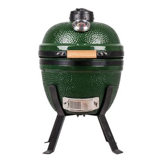 Harlem BBQ kamado Groen 14 inch