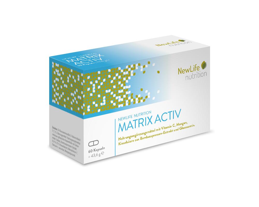 NewLife nutrition MATRIX ACTIV (60 Kapseln)