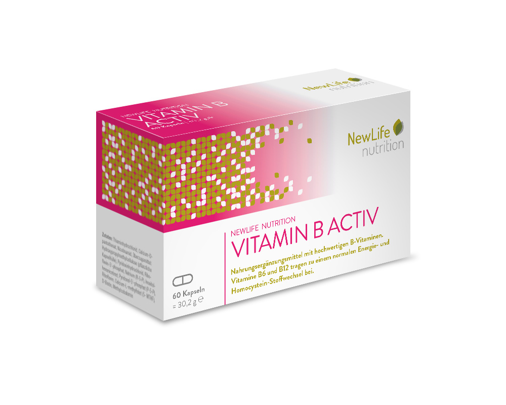 NewLife nutrition VITAMIN B ACTIV