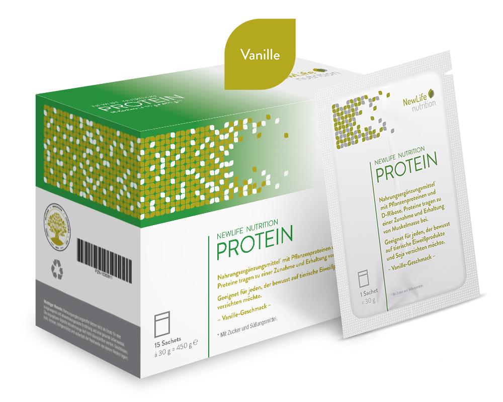 NewLife nutrition PROTEIN (15 Sachets á 30g)