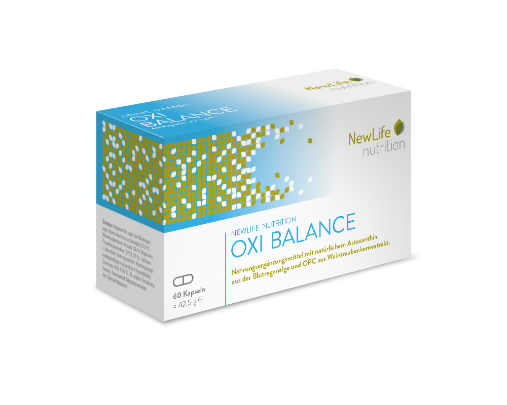 NewLife nutrition OXI BALANCE