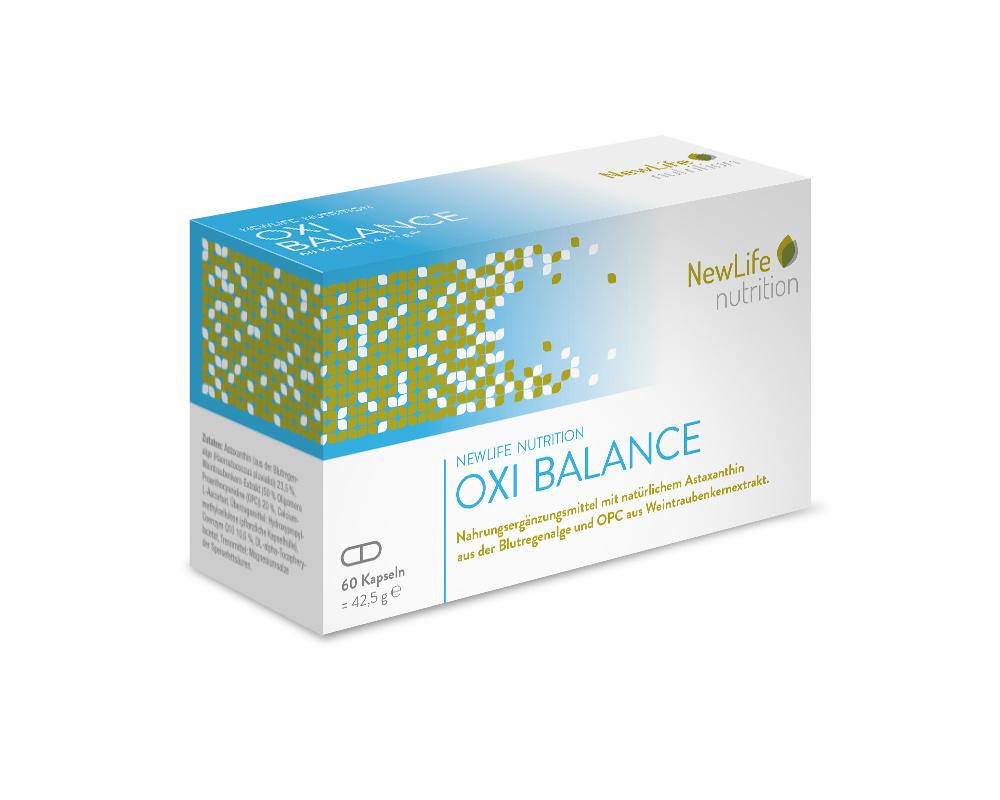 NewLife nutrition OXI BALANCE (60 Kapseln)