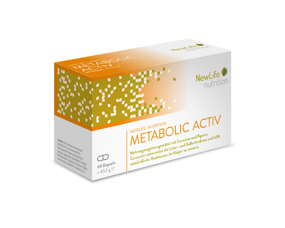 NewLife nutrition METABOLIC ACTIV