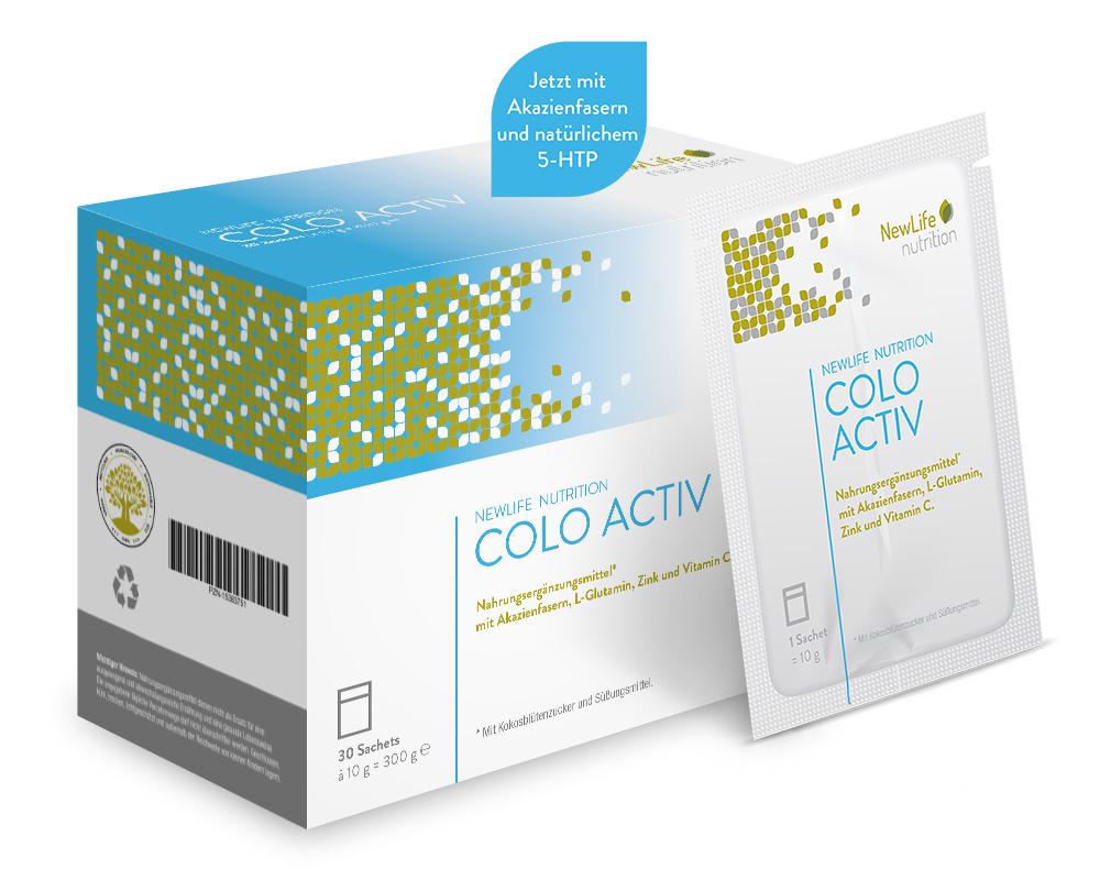 NewLife nutrition COLO ACTIV (30 Sachets á 10g)