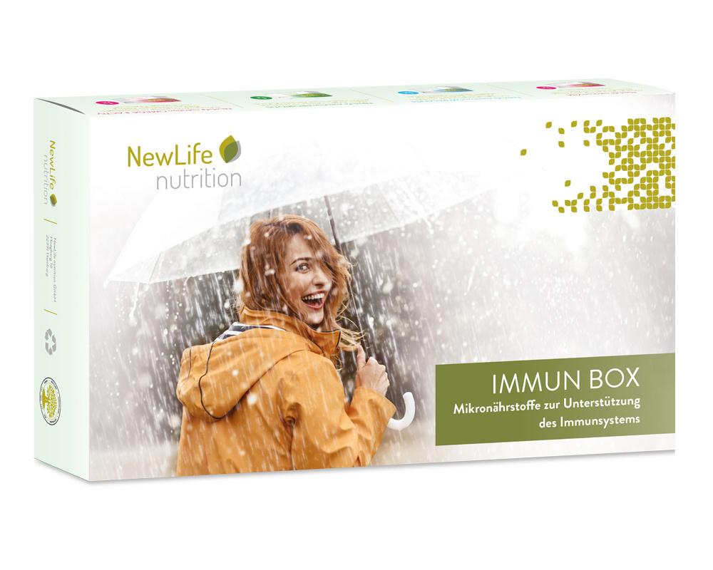 NewLife nutrition IMMUN BOX
