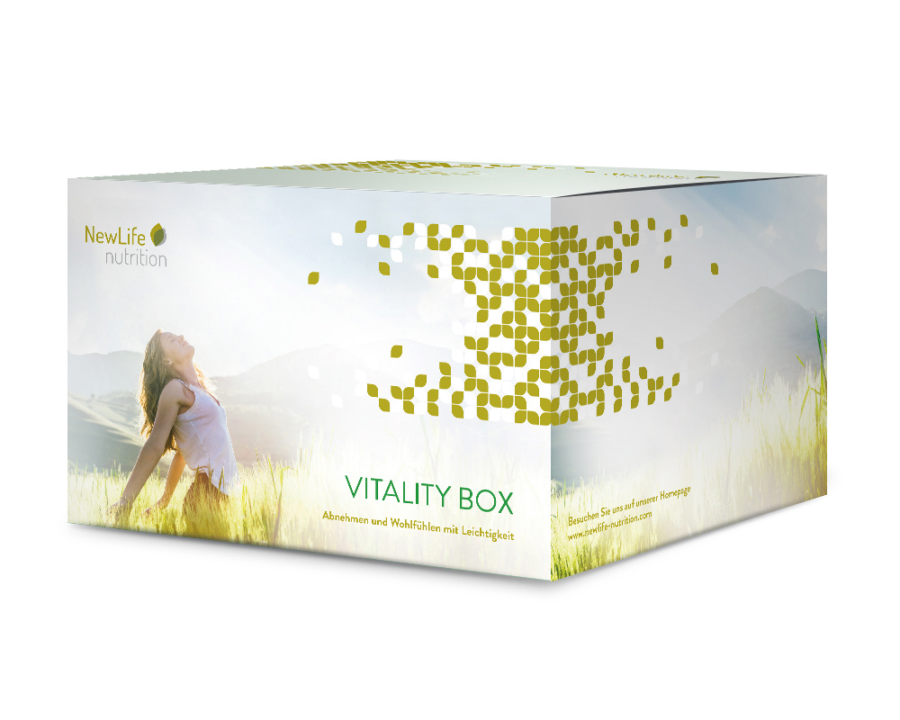 NewLife nutrition VITALITY BOX
