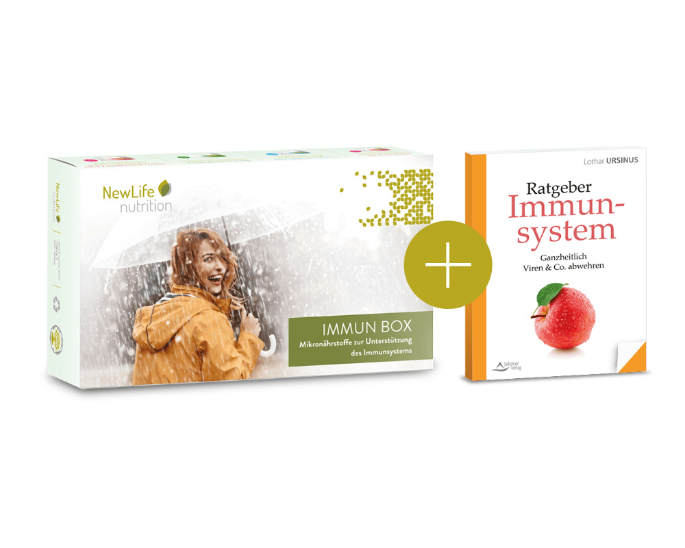 NewLife nutrition IMMUN BOX plus