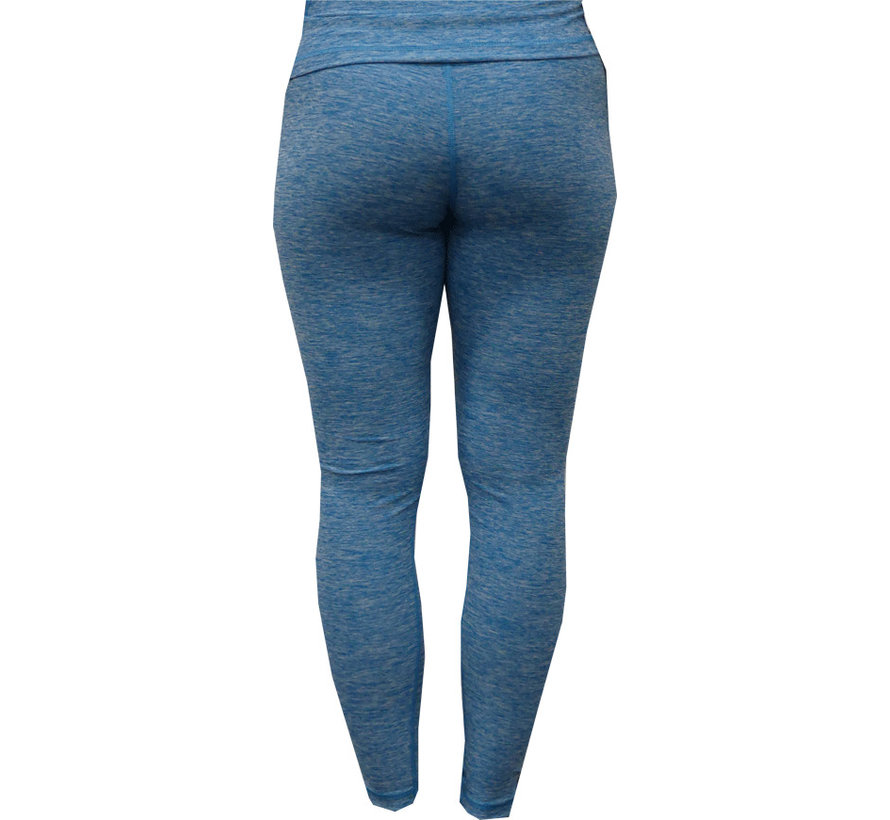 Sportieve Tight Turquoise