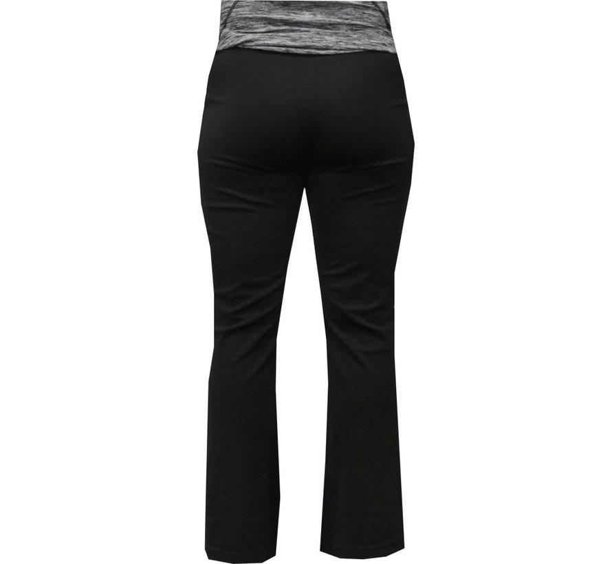 Zwarte broek XLW